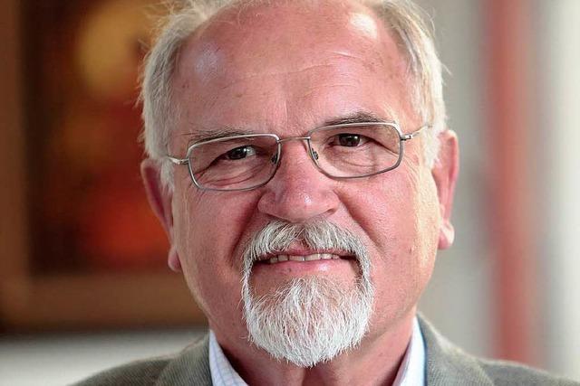 Gerold Eichhorn soll Ortsvorsteher in Heiligenzell werden