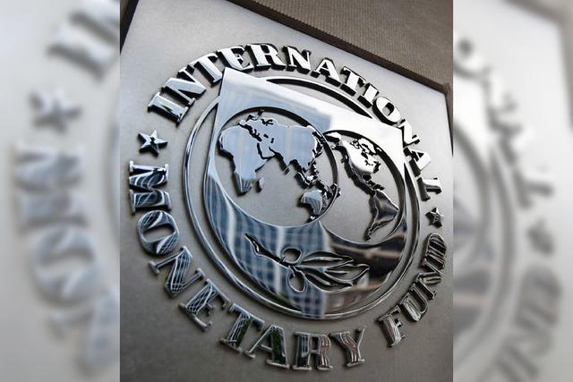 IWF warnt vor einer neuen Kreditkrise