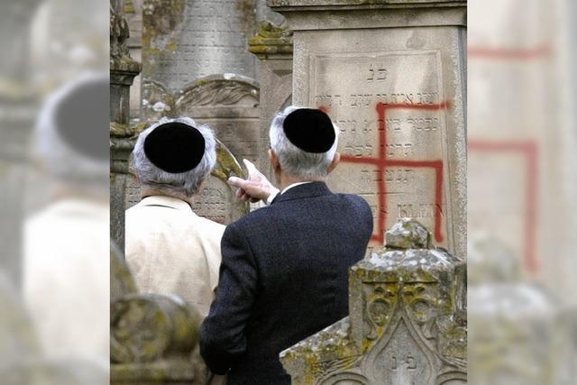 Antisemitische Pöbeleien nehmen zu