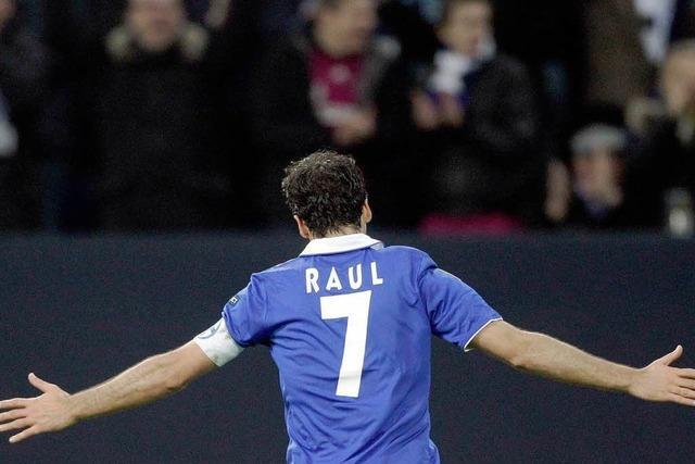 Raúl verlässt Schalke am Saisonende
