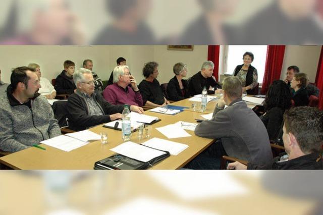 Bürger fordern Tempo 30 für die Ötlinger Hauptstraße