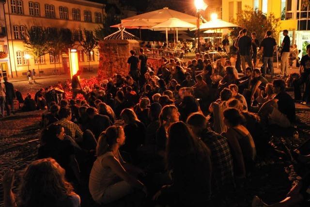Augustinerplatz-Anwohner beleidigt Polizistin – Geldstrafe