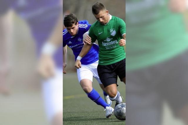 FC Neustadt: Vorbilder mit Bodenhaftung