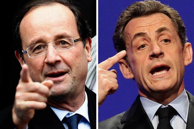 Gibt es bei der Präsidentschaftswahl im Elsass eine Überraschung?