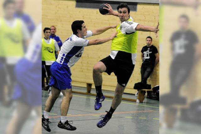 Handballer laden zum Oberrhein-Derby