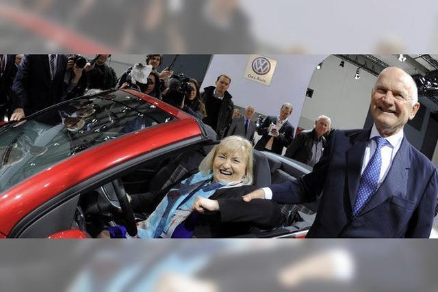 VW ist ein Familienbetrieb