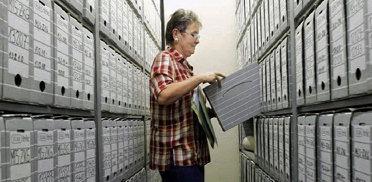 Wer Informationen strukturiert ordnet,...t und macht die Recherche effektiver.   | Foto: ddp