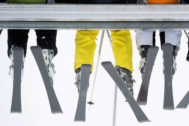 Feldberg: Die neue Sesselbahn ist auf dem Weg