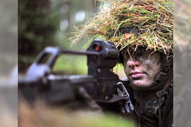 Bund will das Militärgelände im Rheinwald nun doch behalten
