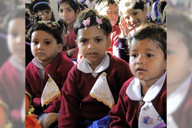 Neue Indien-Projekte im Blick