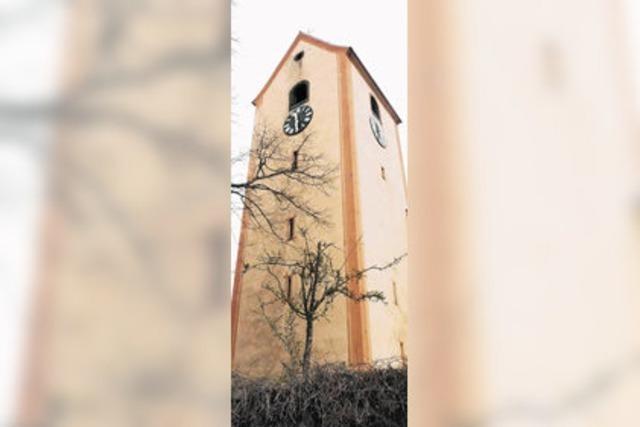 Die Dorfkirchen machen Tempo