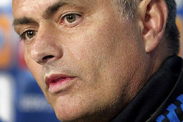Mourinho, der krankhaft Besessene