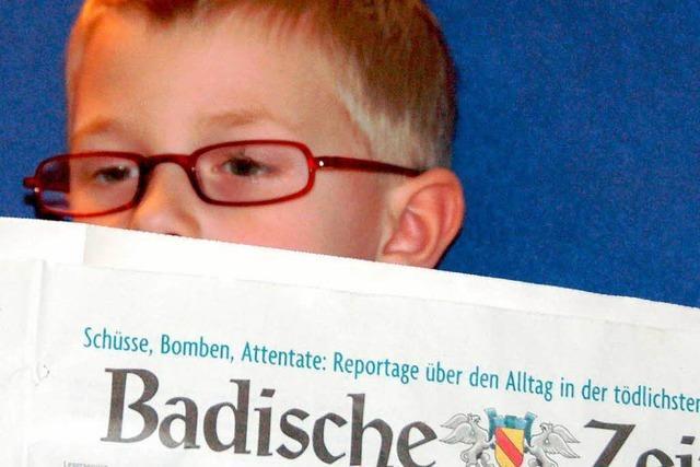 Leser schätzen ihre Zeitung sehr