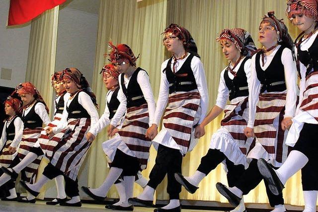 Lebendige türkische Kultur