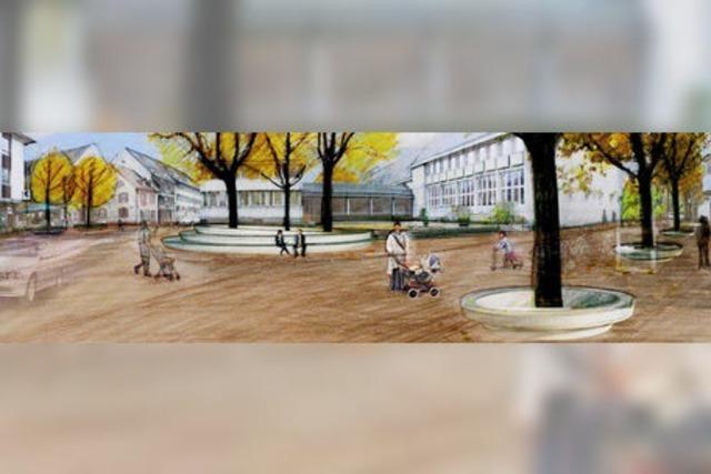 Neuer Anlauf für eine Fußgängerzone