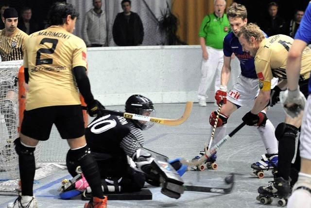 RHC Friedlingen mit einem Bein im Halbfinale