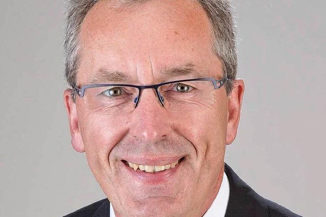 Huber will Nachfolger Eberhardts werden