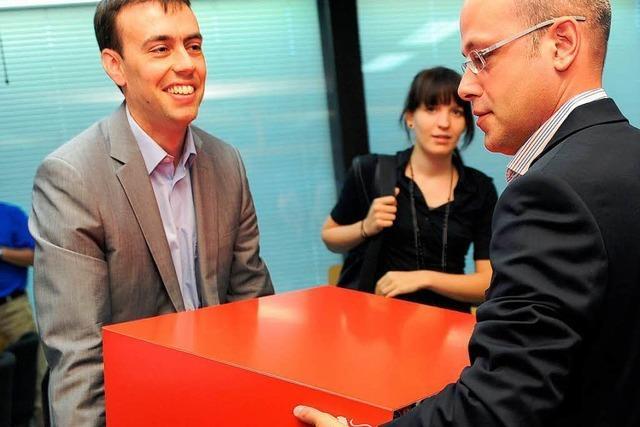 Rousta ist aus der SPD ausgetreten – wegen Schmiedel