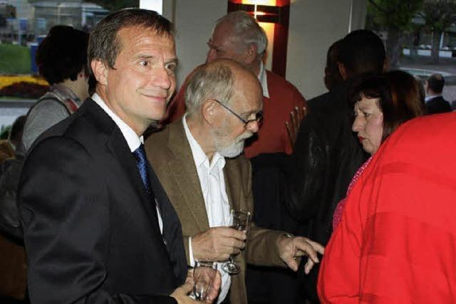 """Helmut Moser: """"Lasst uns die Gräben wieder zuschütten"""""""