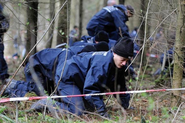 Polizei sucht nach neuer Spur im Mordfall Bögerl