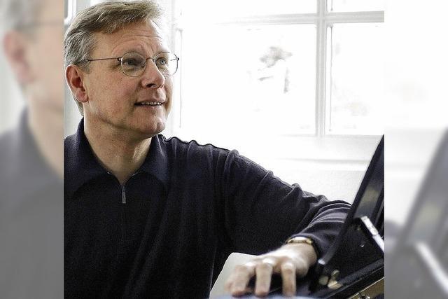 DIENSTAG: KLASSIK: Ludger Lohmann spielt Liszt