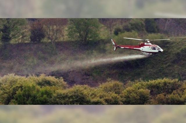 Tauziehen um Hubschraubereinsatz
