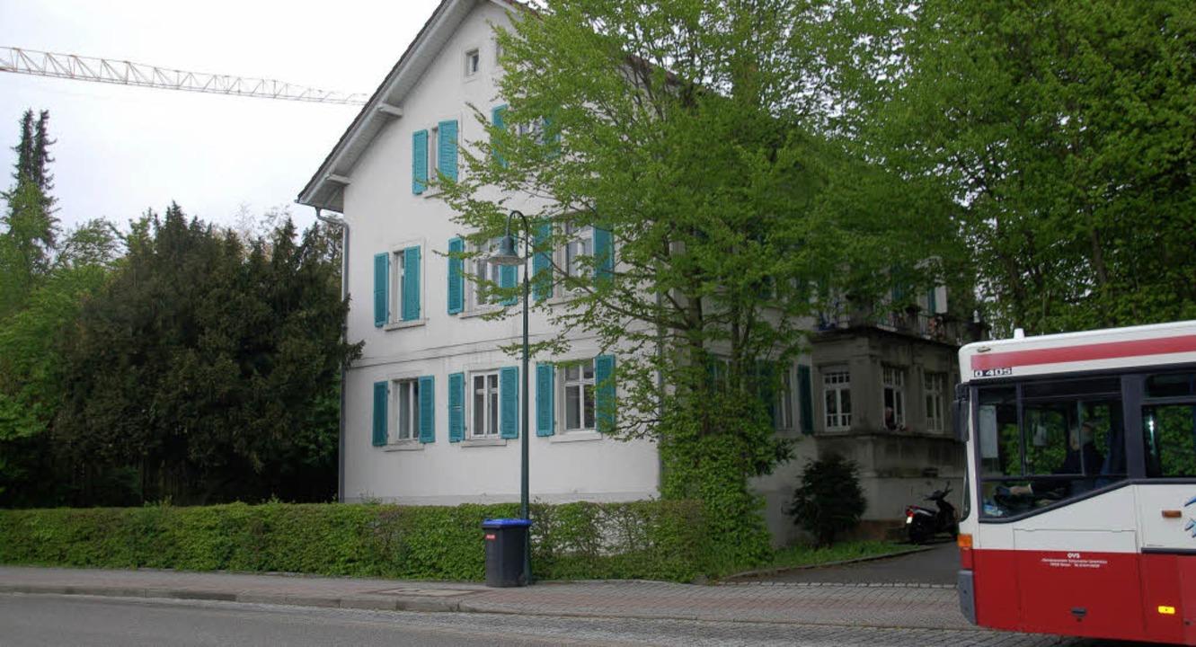 Senioren und Kinder könnten in diesem Haus unter einem Dach betreut werden.    Foto: Frank Kiefer