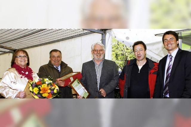 Verein für Deutsche Schäferhunde Lahr-Kippenheim feiert 40. Geburtstag