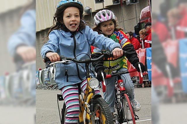 Nachwuchsradler zeigen ihr Können