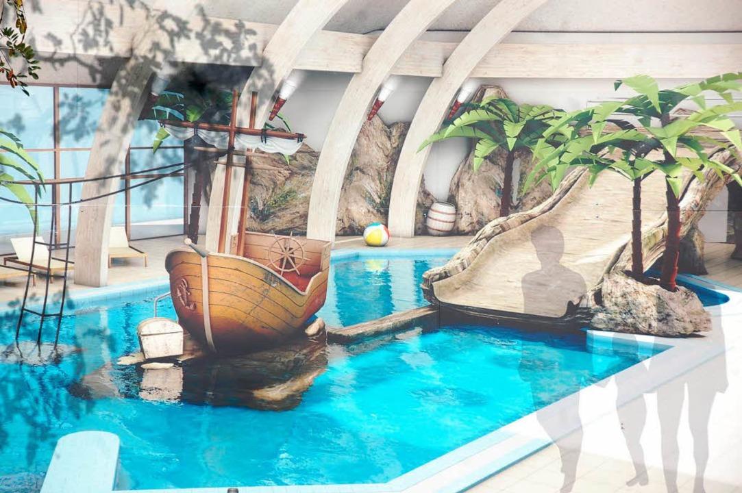 Laguna-Sanierung wird 4 Millionen Euro teurer – Eröffnung ...  Laguna-Sanierun...