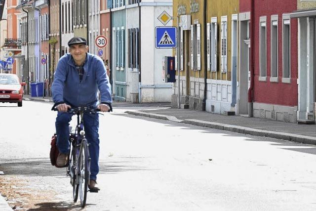 Ideen für einen Fahrradschnellweg