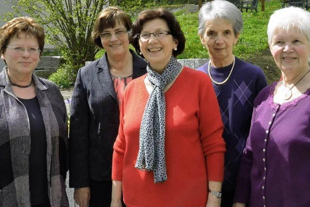 Frauenverein will sich verjüngen