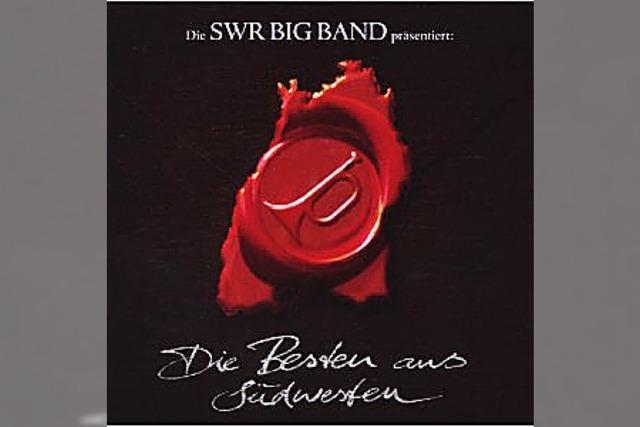 CD: BIG-BAND-JAZZ: Gratulation zum Geburtstag (I)