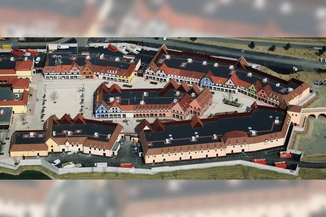 Schnäppchen-Zentrum in Roppenheim: Klein-Elsass fürs große Geschäft