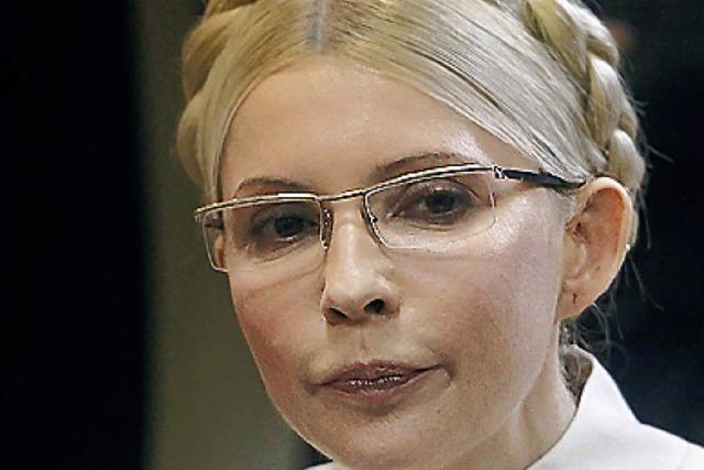 Timoschenko tritt in den Hungerstreik