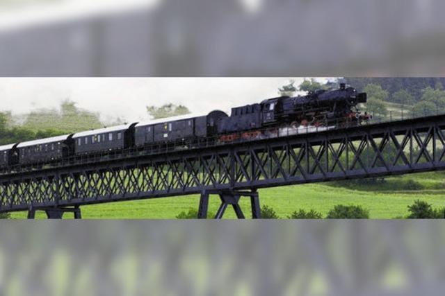 Ereignis für Eisenbahn-Fans