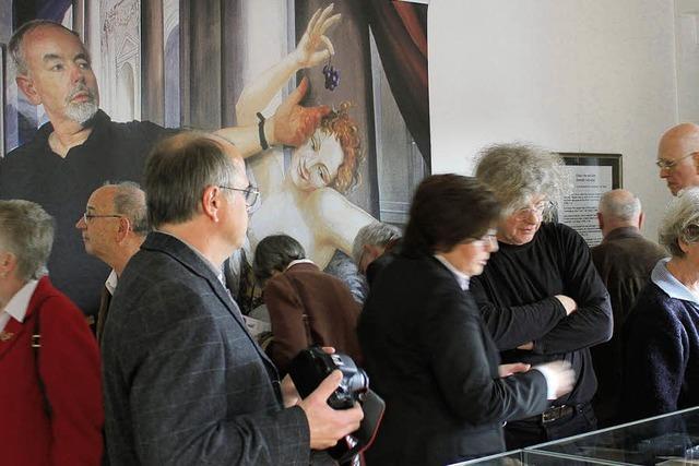 Eine Gedenkstätte für Schwanitz