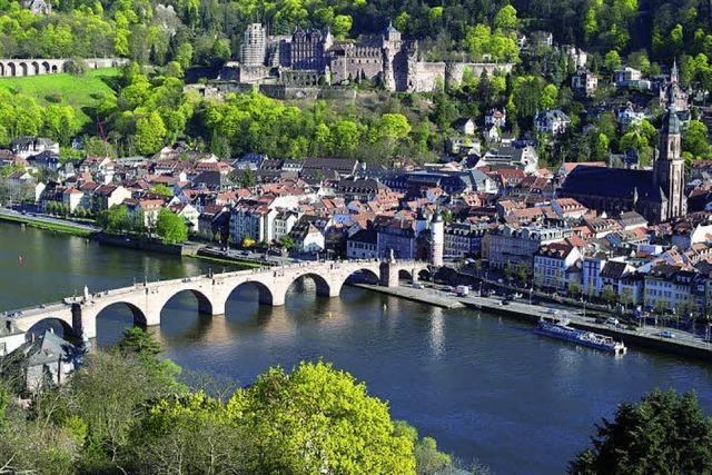 Den Charme Heidelbergs und des Neckartals genießen