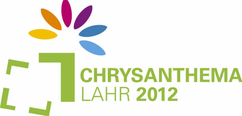 Das Neue Chrysanthema-Logo    Foto: Stadt