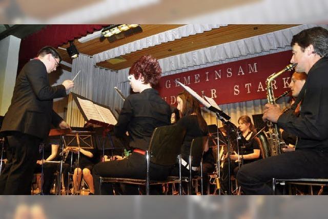 Ein neues Dorf aus Noten und Musik