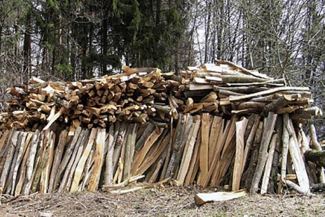 Der Wald sorgt für Behaglichkeit