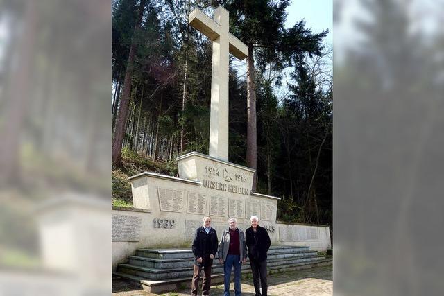 Ehrenamt am Heldenkreuz
