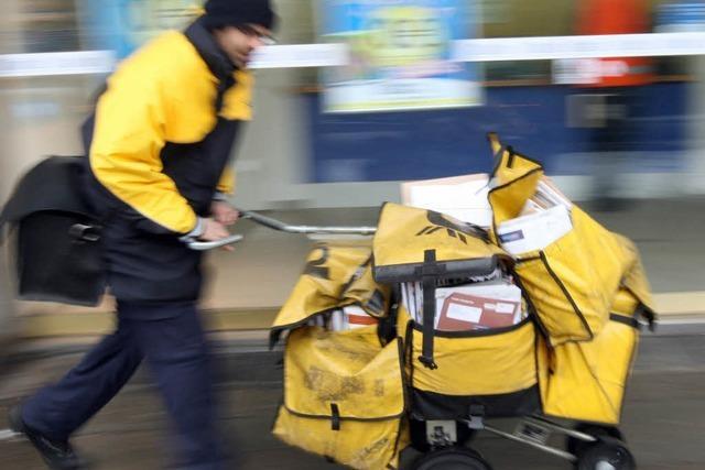 Mobiler Service der Post – ein Ersatz für die Postagentur?