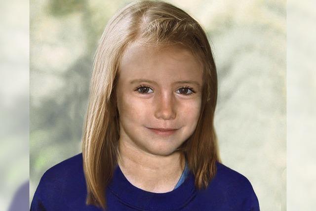 Hoffnung im Fall Maddie