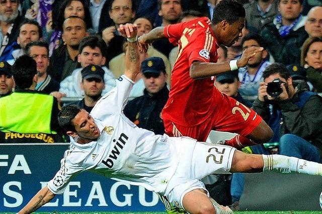 Elfmeterkrimi in Madrid – Bayern im Finale