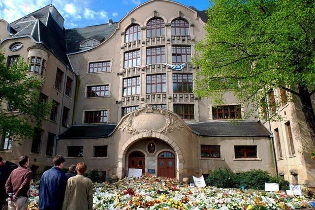 Zehn Jahre nach dem Erfurter Massaker: Die Angst bleibt