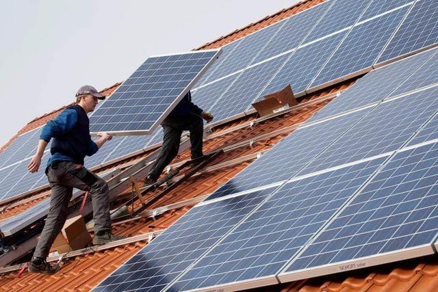 Gemeinschaftlich mit Sonne gegen Kernkraft