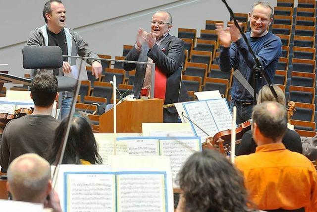 SWR-Sinfonieorchester läuft beim SC-Freiburg-Spiel auf