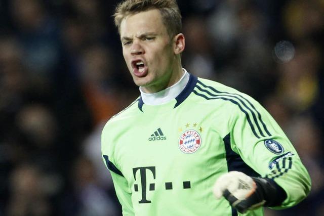 Real gegen Bayern: Heldenhafter Neuer, knausrige Madrilenen