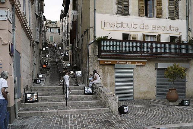 Soziale Plastik im Straßenraum